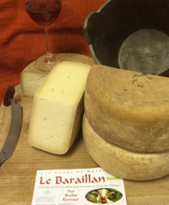 Le Barbillon, fromage de Brebis