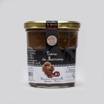 Confitures Crème de Marrons