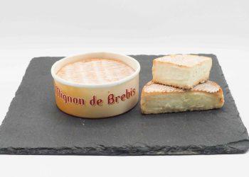 Le Mignon fromage de brebis fin et doux. Vente en ligne