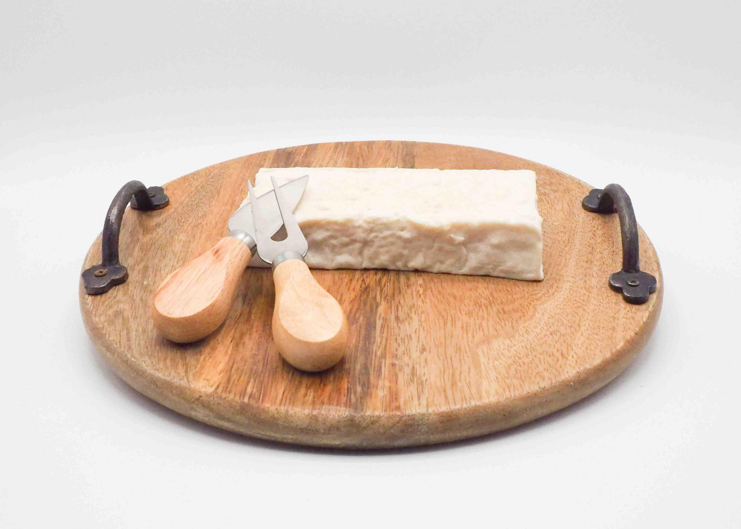 Briquette de Chèvre. Fromage par Dominique Bouchait Meilleur Ouvrier de France. Vente en ligne