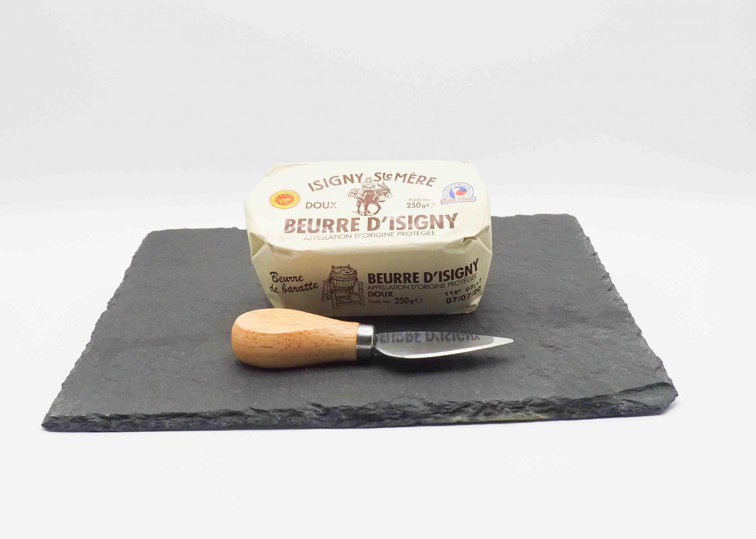 Vente de beurre de normandie en ligne par Fromage Napoléon