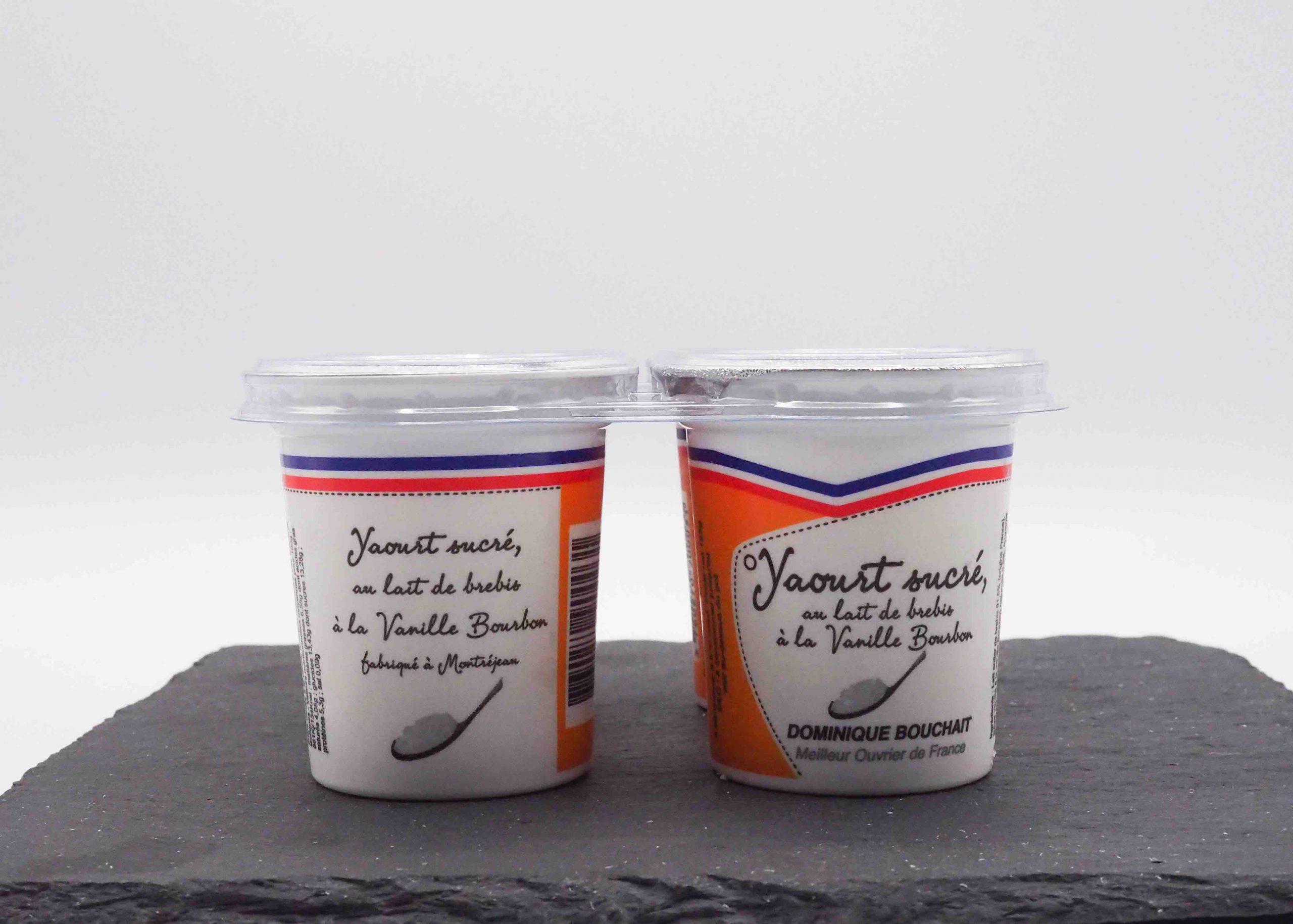 Vente de yaourt en ligne par Fromage Napoleon Meilleur Ouvrier de France