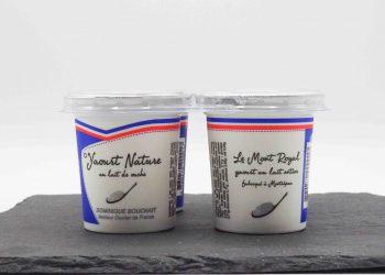 Vente et livraison à domicile de yourts lait de vache sur toute la France par artisan Meilleur Ouvrier de France